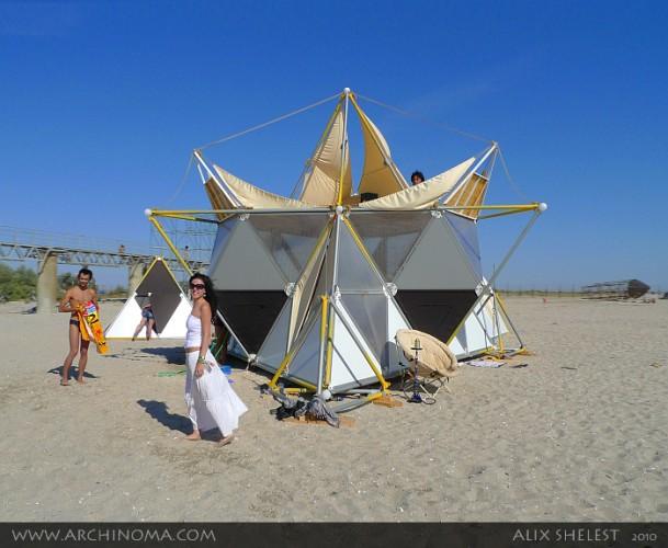 Y-БИО : воздушный замок Архинома