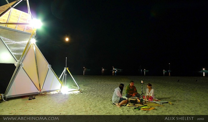 Y-BIO : picnic under moon [Z-17 mars]
